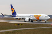 EI-MNG - Mongolian Airlines Boeing 737-8 MAX aircraft