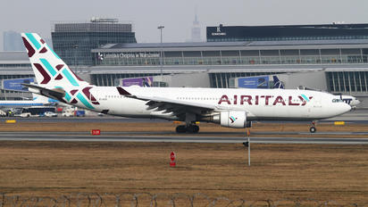 EI-GGO - Air Italy Airbus A330-200