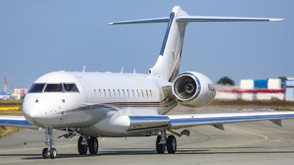 N16QS - Private Bombardier BD-700 Global Express XRS