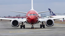 EI-FYD - Norwegian Air International Boeing 737-8 MAX aircraft
