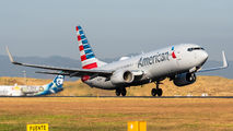 N314PD - American Airlines Boeing 737-800 aircraft
