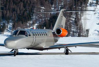LX-SEB - Jetfly Aviation Cessna 525B Citation CJ3