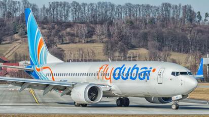 A6-FMC - flyDubai Boeing 737-8 MAX