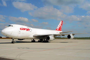 OO-CBB - Cargo B Airlines Boeing 747-200SF
