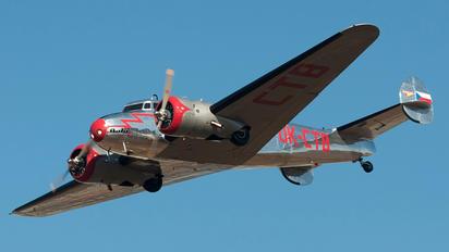 OK-CTB - Private Lockheed 10 Electra