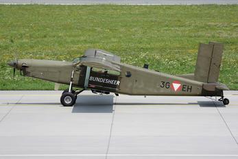 3G-EH - Austria - Air Force Pilatus PC-6 Porter (all models)