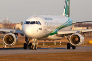 YI-ARB - Iraqi Airways Airbus A320 aircraft