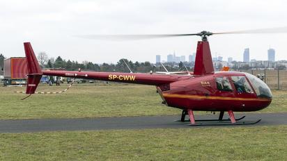 SP-CWW - Private Robinson R-44 RAVEN II