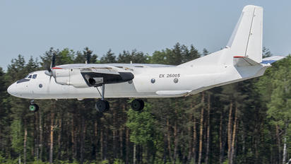 EK-26005 - Skiva Air Antonov An-26 (all models)