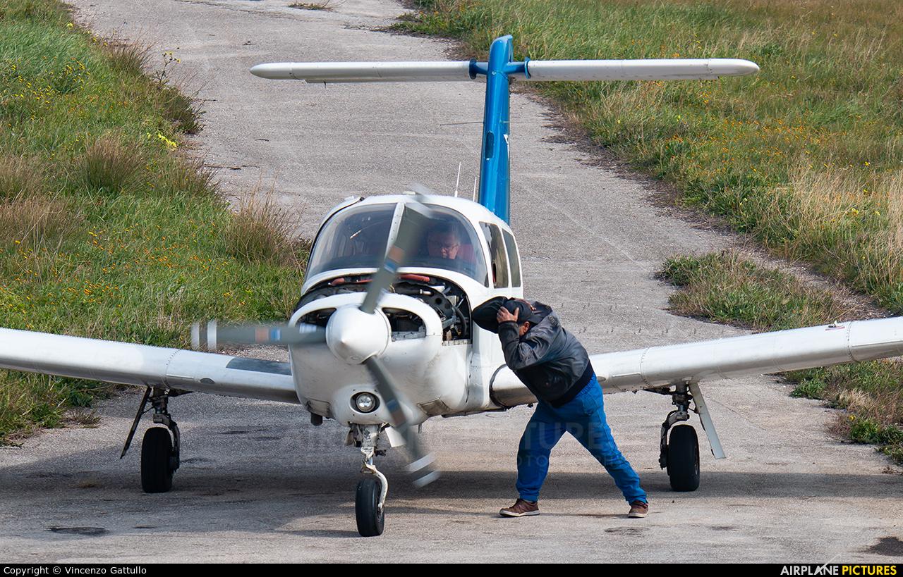 Private I-IAGE aircraft at Bari