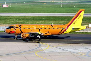 D-AKNO - Germanwings Airbus A319