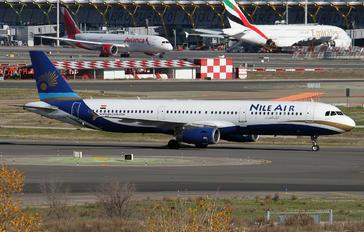 SU-BQL - Nile Air Airbus A321