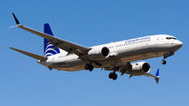 Delivery flight of new Boeing 737 MAX 9 for Copa Airlines title=