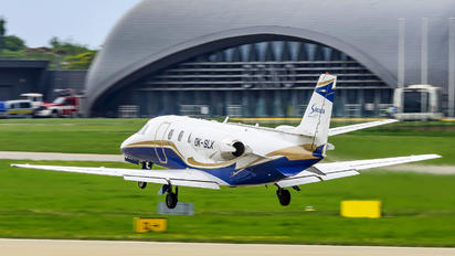 OK-SLX - Silesia Air Cessna 560XL Citation Excel