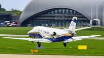 OK-SLX - Silesia Air Cessna 560XL Citation Excel aircraft