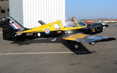 G-CBCB - Private Scottish Aviation Bulldog