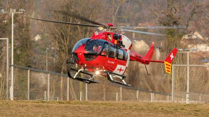 HB-ZRA - REGA Swiss Air Ambulance  Eurocopter EC145