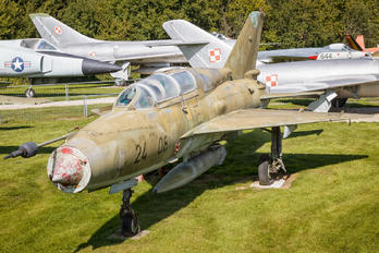 24+08 - Germany - Democratic Republic Air Force Mikoyan-Gurevich MiG-21US