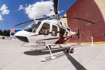 XA-LMX - Private Bell 407
