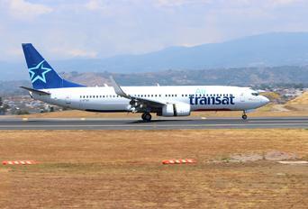 C-FTVI - Air Transat Boeing 737-800
