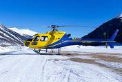 HB-XVM - Heli Rezia Eurocopter AS350 Ecureuil / Squirrel aircraft