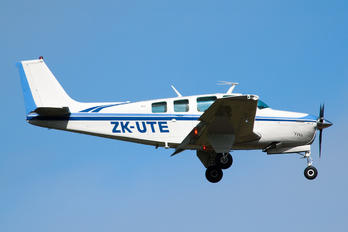 ZK-UTE - Private Beechcraft 36 Bonanza