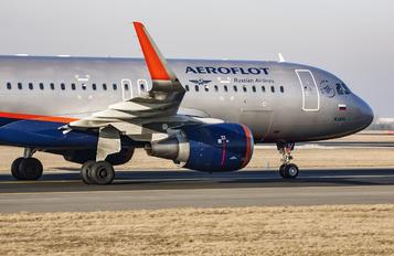 VP-BIJ - Aeroflot Airbus A320