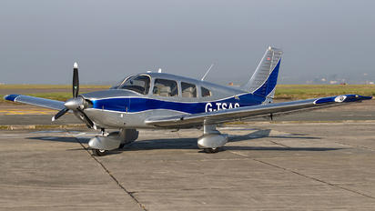 G-TSAS - Private Piper PA-28 Cherokee