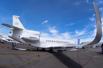 N444FJ - Dassault Falcon Service Dassault Falcon 8X