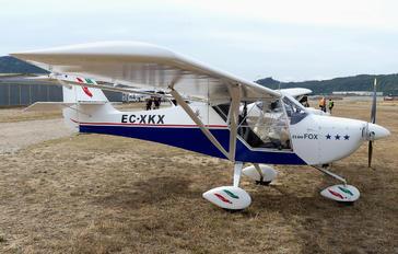 EC-XKX - Private Aeropro Eurofox 912