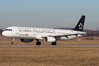TC-JRP - Turkish Airlines Airbus A321