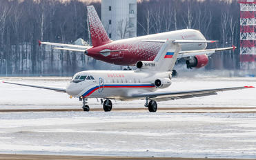 RA-87968 - Russia - Government Yakovlev Yak-40