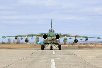 RF-93001 - Russia - Air Force Sukhoi Su-25SM3