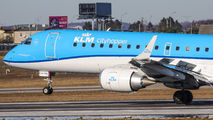 PH-EZV - KLM Cityhopper Embraer ERJ-190 (190-100) aircraft