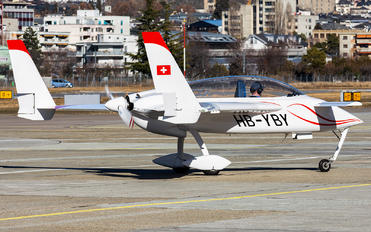 HB-YBY - Private Rutan Long-Ez