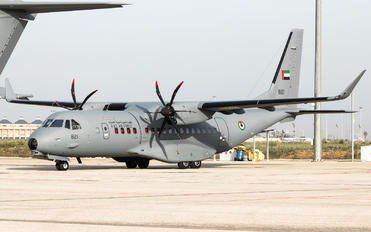 821 - United Arab Emirates - Air Force Casa C-295MW