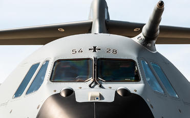 54+28 - Germany - Air Force Airbus A400M