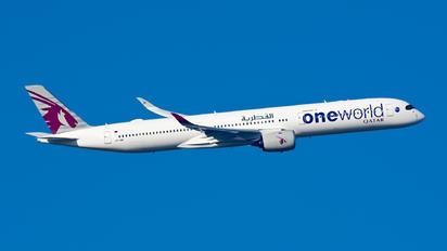A7-ANE - Qatar Airways Airbus A350-1000