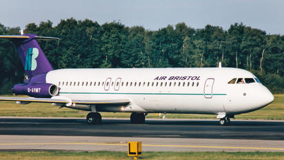 G-AVMT - Air Bristol BAC 111