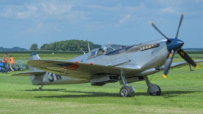 PH-OUQ - Private Supermarine Spitfire LF.IXb