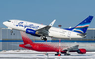 VQ-BGH - Yakutia Airlines Boeing 737-700 aircraft