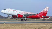 EI-EYL - Rossiya Airbus A319 aircraft