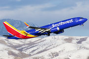 N8728Q - Southwest Airlines Boeing 737-8 MAX aircraft