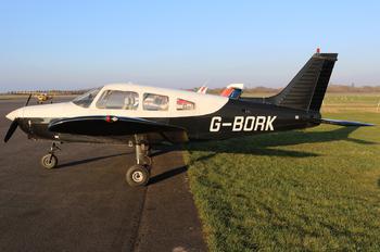 G-BORK - Private Piper PA-28 Warrior