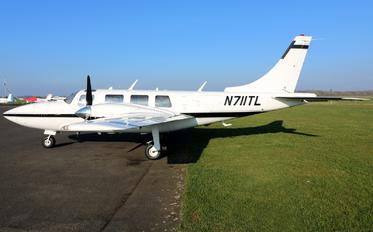 N711TL - Private Piper PA-60 Aerostar / Sequoya