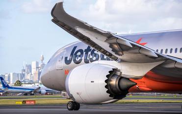 VH-VKB - Jetstar Airways Boeing 787-8 Dreamliner