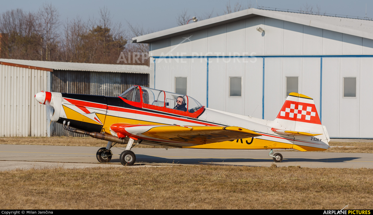 Private OK-DRJ aircraft at