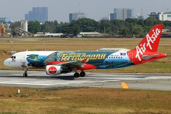 9M-AJS - AirAsia (Malaysia) Airbus A320