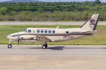 PP-FOY - Private Beechcraft 100 King Air
