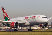5Y-KZF - Kenya Airways Boeing 787-8 Dreamliner aircraft